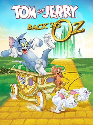 Tom and Jerry: Back to Oz (Land Of Oz Movie)