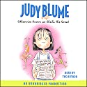 Otherwise Known as Sheila the Great Hörbuch von Judy Blume Gesprochen von: Judy Blume