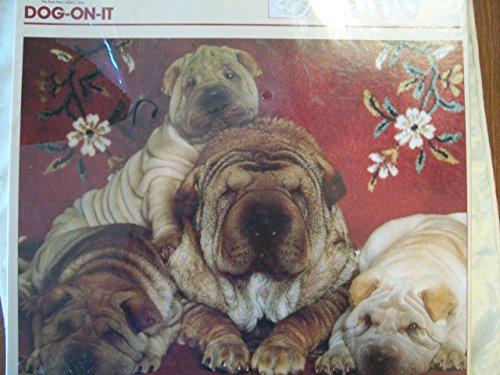 DOG-ON-IT 550 PIECE JIGSAW PUZZLE - 1