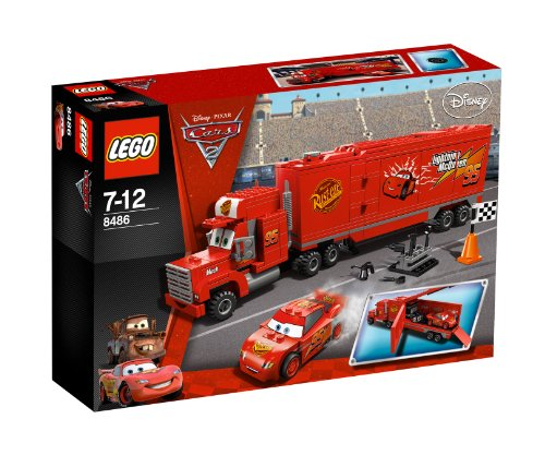 LEGO Cars 8486: Mack's Team Truck