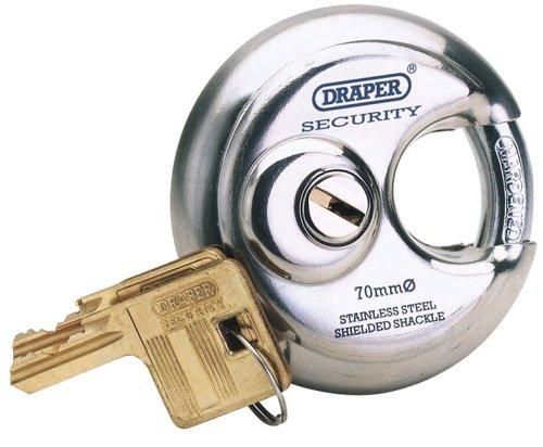 Draper 64209 Diskusschloss Edelstahl