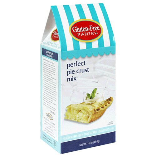 Buy The Gluten-Free Pantry Perfect Pie Crust Mix, 16-Ounce Boxes (Pack of 6)