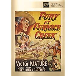 Fury at Furnance Creek