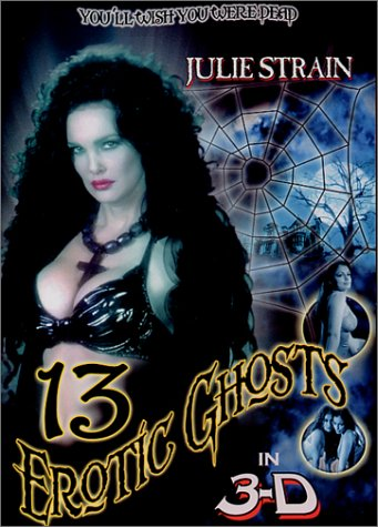Cover art for  13 Erotic Ghosts