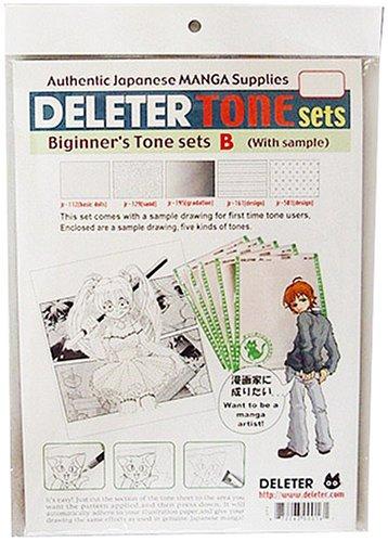 Deleter tones Kit B