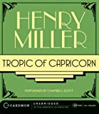 Tropic of Capricorn Henry Miller
