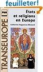 Etat et religion en Europe