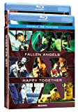 Image de Wong Kar-Wai Double Feature: Fallen Angels + Happy Together [2-Disc Blu-ray]