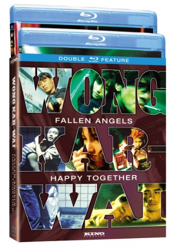 Wong Kar-Wai Double Feature: Fallen Angels + Happy Together [2-Disc Blu-Ray]