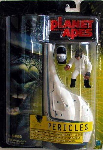 Planet of the Apes Movie, Pericles Action Figure - 1