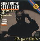 Bruno Walter: Beethoven: Symphony No. 3, Op.…