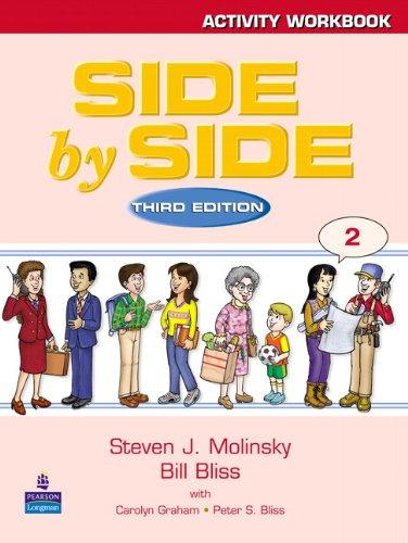 Side By Side: Activity Workbook 2, Third Edition (bk. 2)