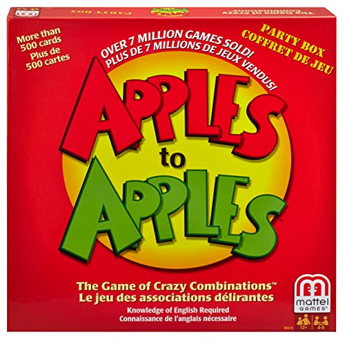 Apples To Apples Party Box - version anglaise