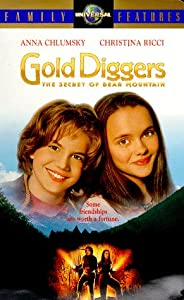 Gold Diggers-Secret of Bear Mountain [VHS]