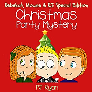 Christmas Party Mystery Audiobook