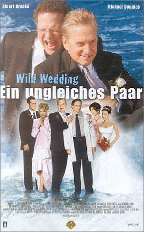 Ein ungleiches Paar - Wild Wedding [VHS]