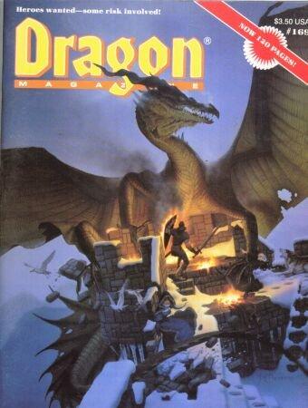 Dragon Magazine 169 #