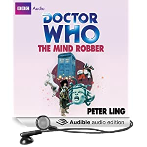 Doctor Who: The Mind Robber (Unabridged)