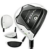 TaylorMade RocketBallz Fairway Wood (3 Wood Men's, Right Hand, Matrix OZIK Xcon 5 Graphite shaft, Stiff Flex, 15 Degree Loft)