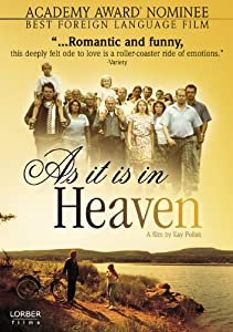 "Cover of ""As It Is in Heaven"""