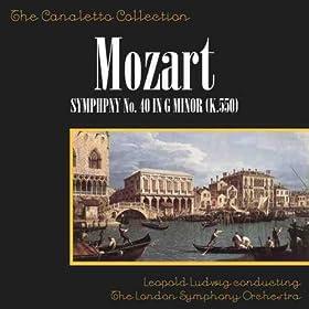 Mozart: Symphony No. 40 In G Minor (K. 550) - I. Allegro Molto