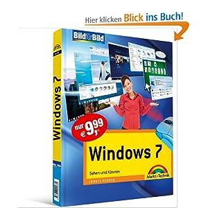 Buch für Windows 7: Windows 7 sehen und können