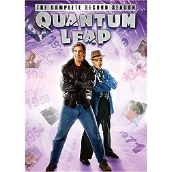 Quantum Leap - The Complete Second Season