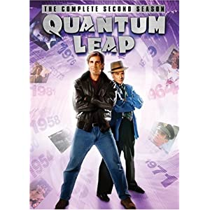 Quantum Leap - The Complete Second Season movie