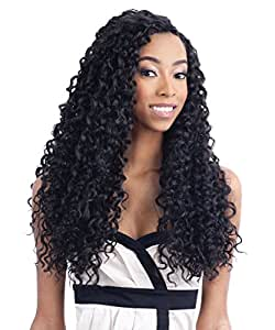 ... Freetress Crochet Bulk Braiding Hair by Freetress: Amazon.it: Bellezza