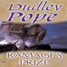 Ramage's Prize (       UNABRIDGED) by Dudley Pope Narrated by Steven Crossley