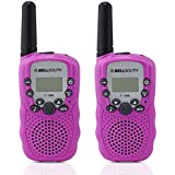 Abc Goodefg Two Way Radio Walkie Talkie T 388 For Kids, 3 5 Km 22 Frs And Gmrs Uhf Radio, 8 Channel Suitable For... - B01GE2IWAM