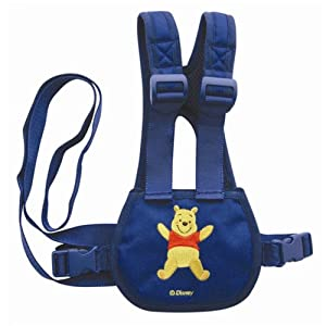 Winnie The Pooh Harness and Reins