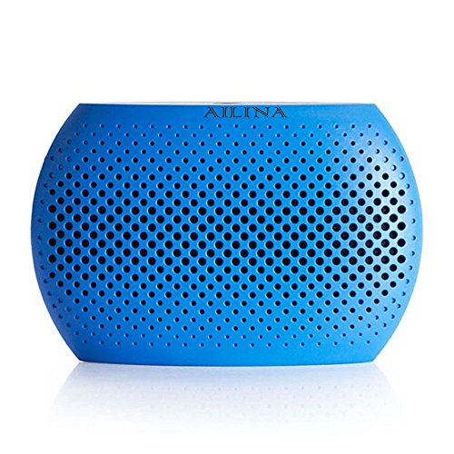Ailina Renewable Wireless Mini Dehumidifier Perfect for Safes, Security Cabinets, Closets, Kitchen Sink, Boats, RVs, Bathrooms (Blue)