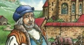 カルカソンヌ追加キット8 -修道院と市長-