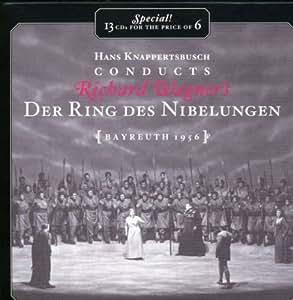 Wagner : Der Ring des Nibelungen