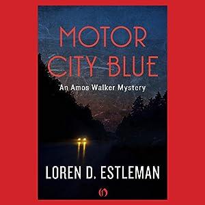 Motor City Blue Audiobook