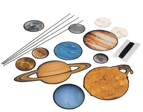 solar system mobile cutouts printable - photo #5