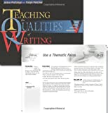 Teaching the Qualities of Writing: Getting Started with Teaching the Qualities of Writing, Grades 3-6 (0325037507) by Fletcher, Ralph