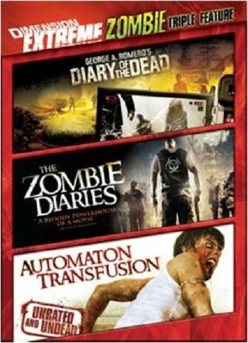 Diary of the Dead/Zombie Diaries/Automaton Transfu [DVD] [Import]