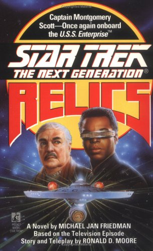 Image for Relics (Star Trek: The Next Generation)