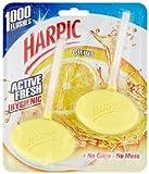 Harpic Rim Block Citrus Hygienic 2 x 40 g (Pack of Six)