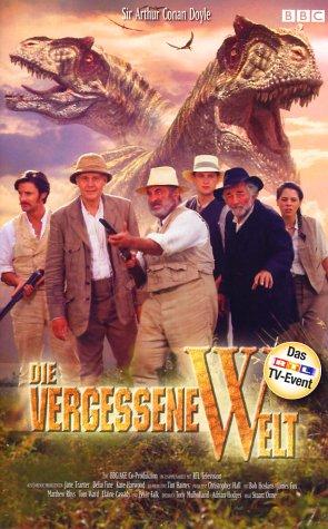 Die vergessene Welt [VHS]