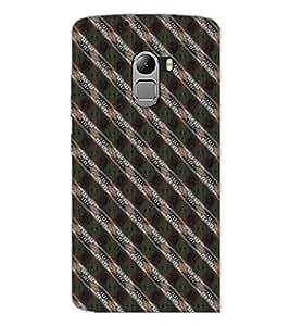 PrintDhaba Pattern D-5262 Back Case Cover for LENOVO VIBE K4 NOTE (Multi-Coloured)