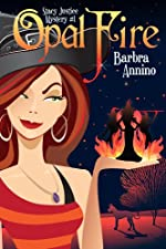 Opal Fire (A Stacy Justice Mystery Book One)