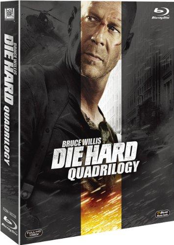 ダイ・ハード クアドリロジー ブルーレイBOX(初回生産限定) [Blu-ray]