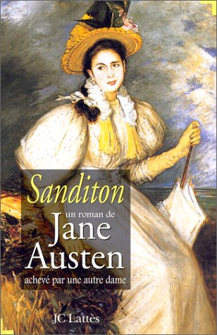 Sanditon - Jane Austen & Juliette Shapiro 51BMQ0VQACL