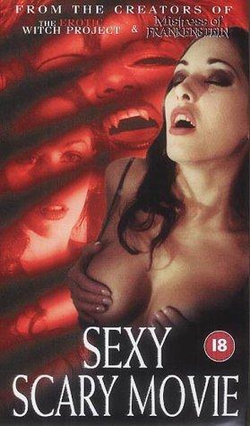 Sexy Scary Movie [DVD]