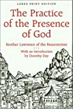 The Practice of the Presence of God (Walker Large Print Books) (0802727816) by Brother Lawrence