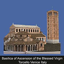 Basilica of Ascension of the Blessed Virgin Torcello Venice Italy (ENG) Audiobook by Paola Stirati Narrated by Karolina Starin