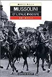 echange, troc Marco Palla - Mussolini et l'Italie fasciste